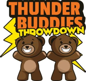 Thunder Buddies Throwdown