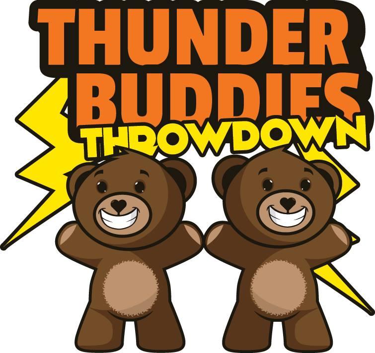 Thunder Buddies Throwdown